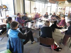 TC Artist Organizer Cohort and Host Meeting