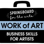 Logo of Work of Art workshop series