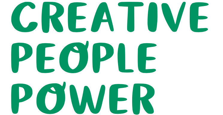 Creative People Power Header