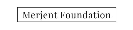 Merjent Foundation logo