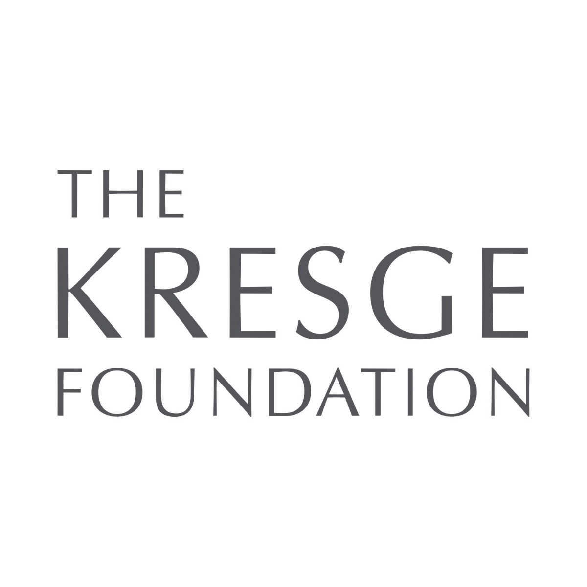 Kresge Foundation logo