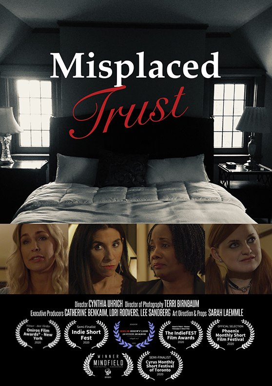 In the Moment Films Misplaced Trust poster
