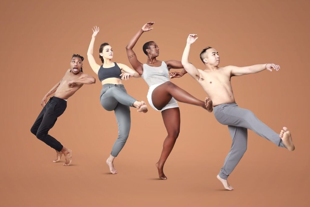 STRONGmovement dancers