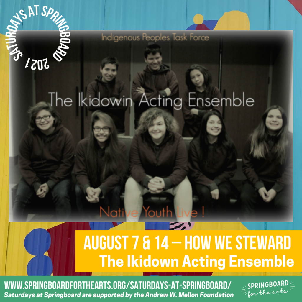 The Ikidowin Acting Ensemble