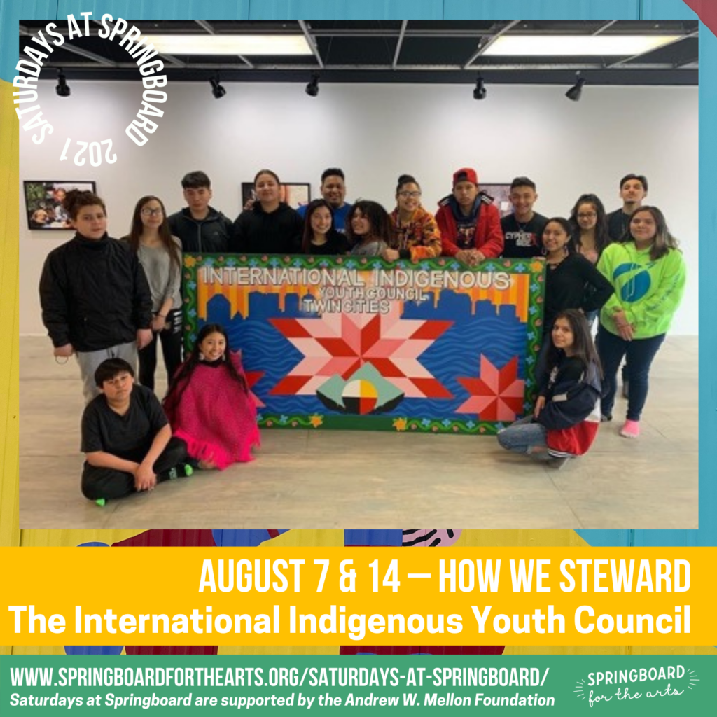 The International Indigenous Youth Council